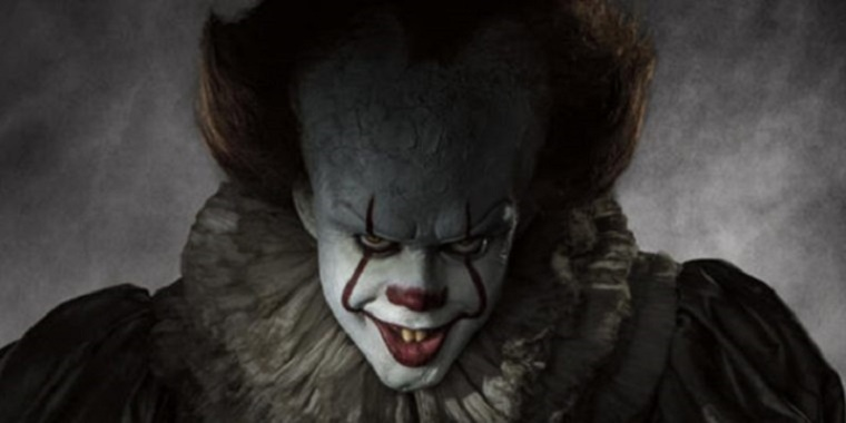 "Imagem do filme ""It""."